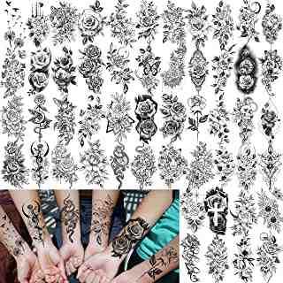 Comment nous faire un tatouage temporaire ?