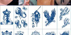 Où acheter de Lencre pour tatouage temporaire ?