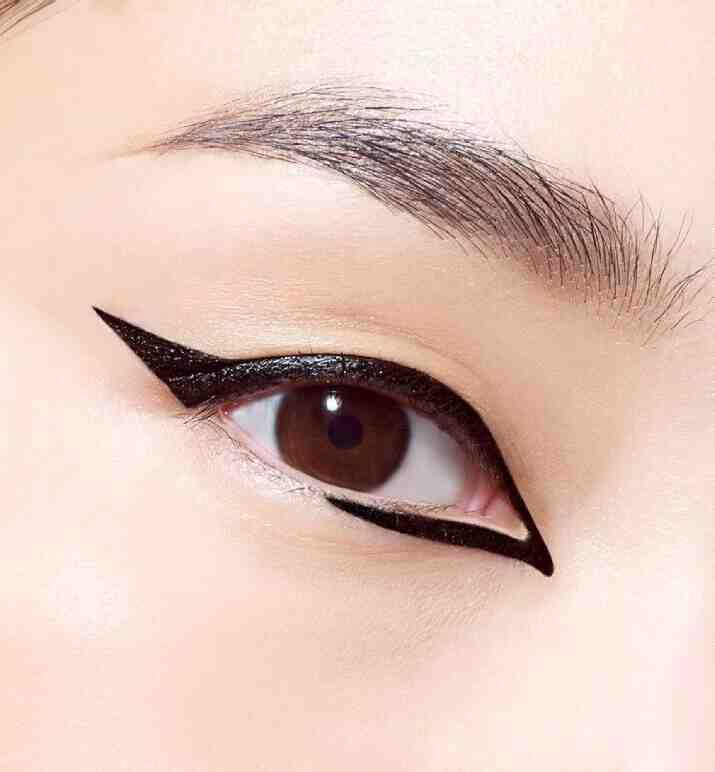 Comment maquiller yeux sensibles ?
