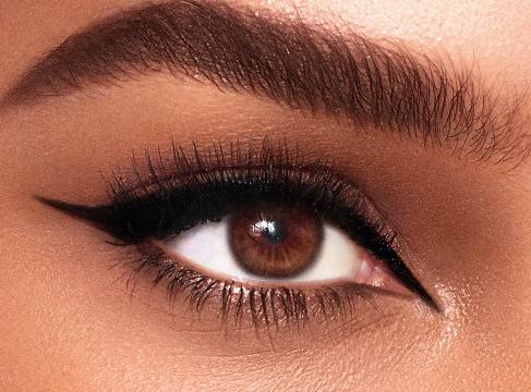 Quelle couleur eye-liner pour yeux bleus ?