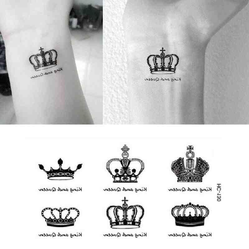 C'est quoi un tatouage éphémère ?