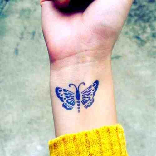 Comment faire tatouage Inka ?