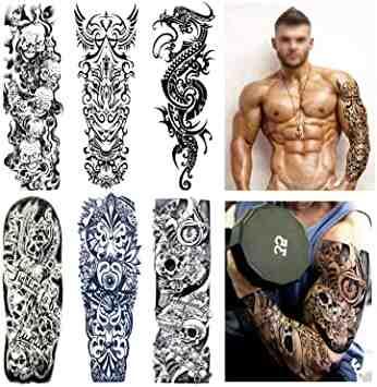 Comment faire un faux tatouage qui dure 1 mois ?
