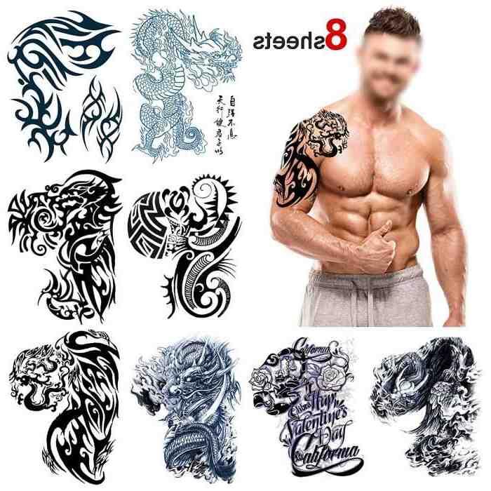 Comment mettre des faux tatouages ?