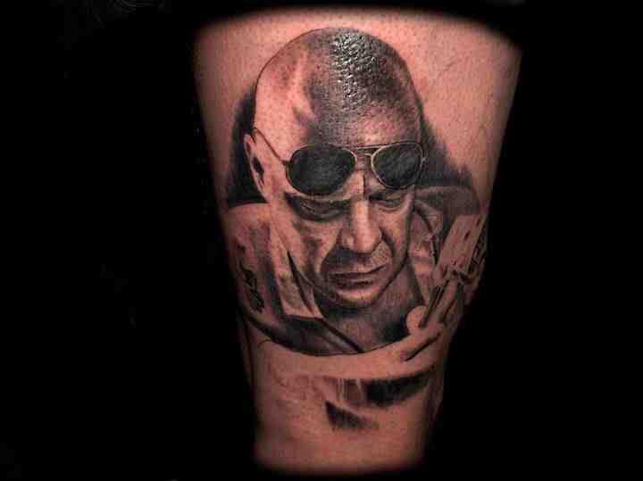 Comment on fait un faux tatouage ?