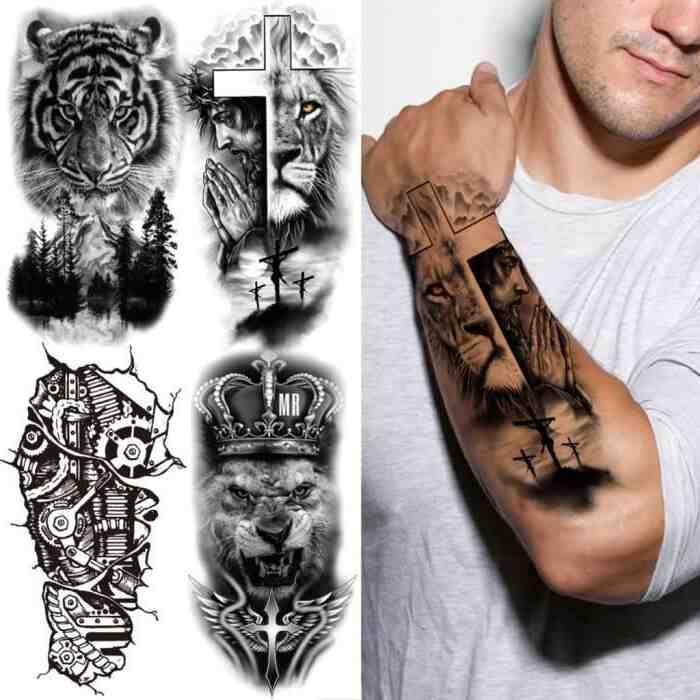 Comment se faire des faux tatouages ?