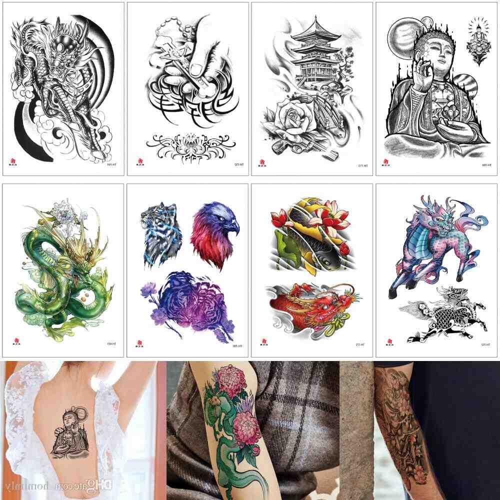 Où trouver T-ON des tatouages éphémères ?