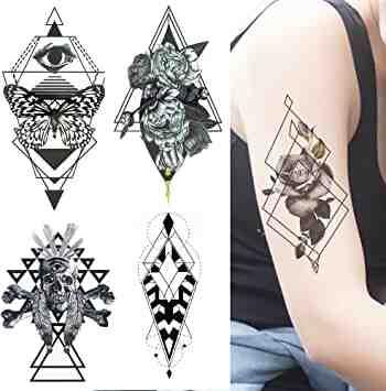 Quel tatouage éphémère ?