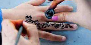 Quel henné utilisé pour les tatoo ?